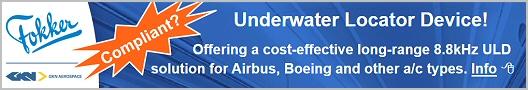 Fokker services uld banner