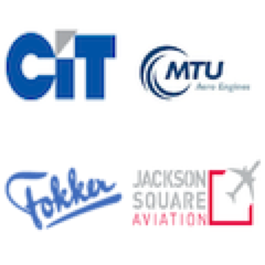 CIT, MTU, Fokker, Jackson Square Aviation