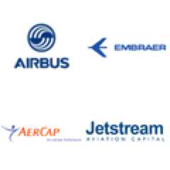 Airbus, Embraer, AerCap, Jetstream