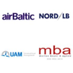 airBaltic, NORD/LB, UAM, mba